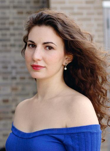 Samantha Britt, voice